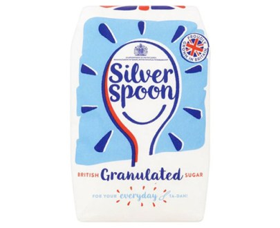 Silver Spoon Granulated Pack 15X1Kg