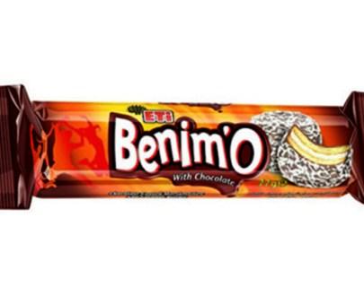 8132901 Eti Benimo W.Chocolate 4X18X72Gr