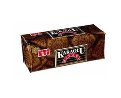 9510901 Eti Cacao Biscuit 4X12X125Gr