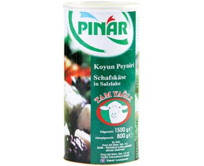 Pinar Cheese Sheep 6X1Kg