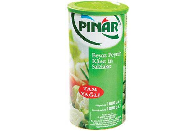 Pinar Cheese White %60 6X1Kg