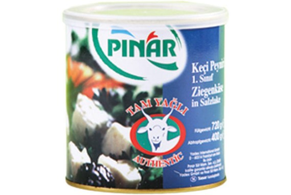 Pinar Cheese Goat 6X400Gr