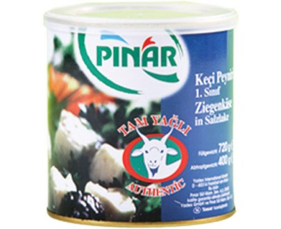 Pinar Cheese Goat 6X400Gr