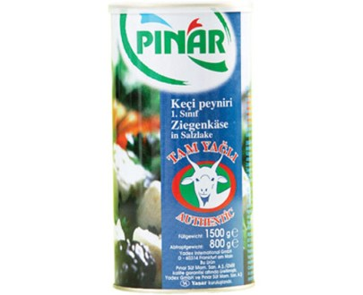 Pinar Cheese Goat 6X800Gr