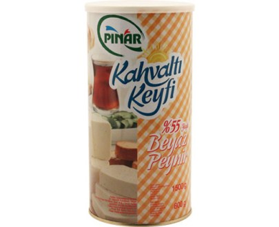 Pinar Cheese Breakf %55 6X800G