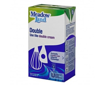 Meadowland Double Cream 12X1Lt