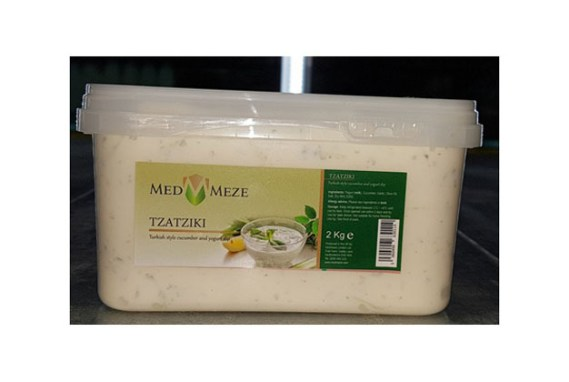 Med Meze Tzatziki 2Kg