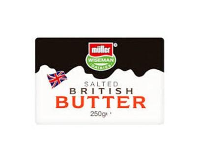 Muller Salted Butter 20X250G
