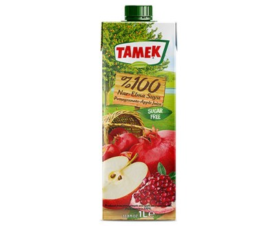 Tamek Juice 12X1Lt Blood Orange Pomegranate