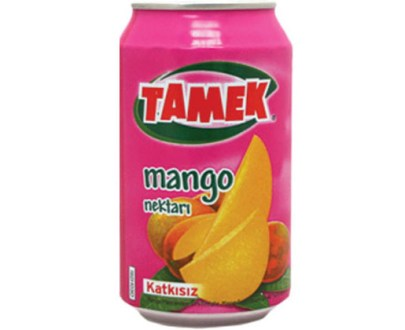 Tamek Juice 24X330Cc Mango Nectar