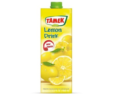 Tamek Juice 12X1Lt Lemon Drink