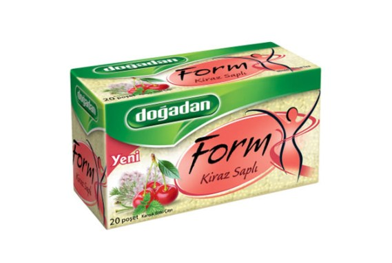 Dogadan Tea Form Cherry Stalk 12X20