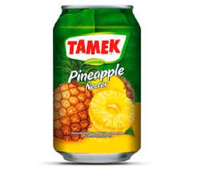 Tamek Juice 24X330Cc Pineapple Nectar