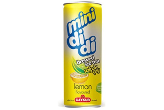 CAYKUR Didi Ice Tea Lemon Can 24X250ml