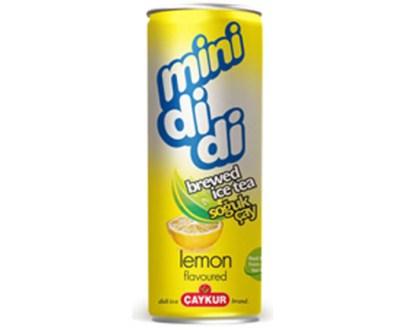 CAYKUR Didi Ice Tea Lemon Can 24X250ml