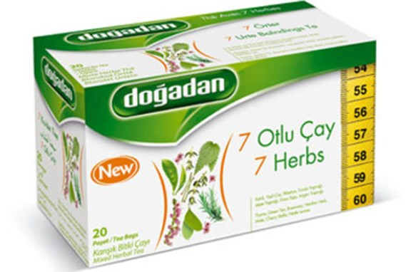Dogadan Tea 7 Herbs Mix 12X20
