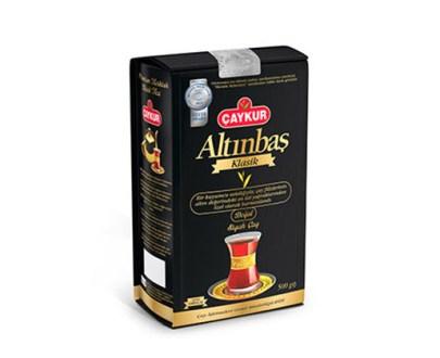 CAYKUR Altinbas Klasik Tea (Dokme) 20x500g