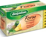 Dogadan Tea Form Pineapple 12X20