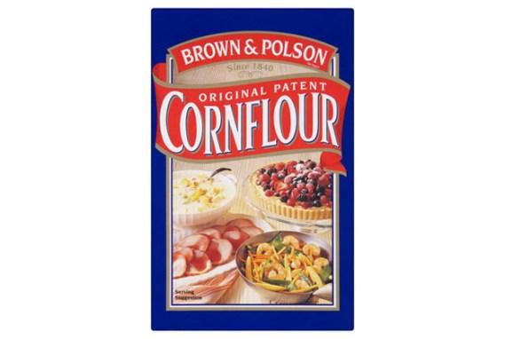 Brown & Polson Corn Flour 500Gr