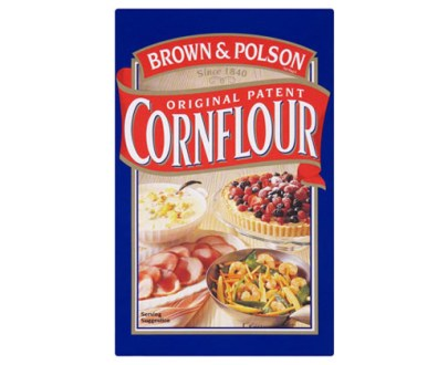 Brown & Polson Corn Flour 500Gr