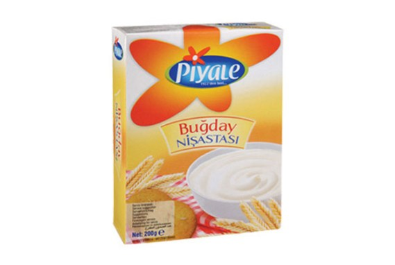 Piyale Wheat Starch 10X200Gr