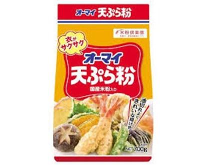 Ohmai Tempura Batter Mix 15X700 Gr