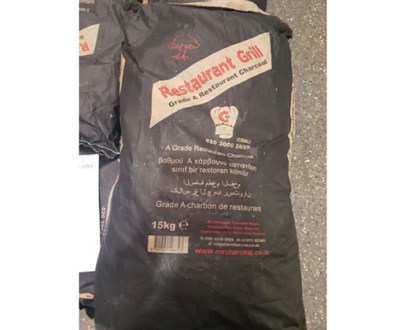 Mr Charcoal Restaurant Grill Charcoal 15Kg