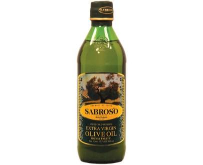 Sabroso Ext Virgin Oil 12X500Ml