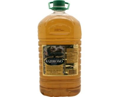 Sabroso Pomace Oil Pet 3X5L