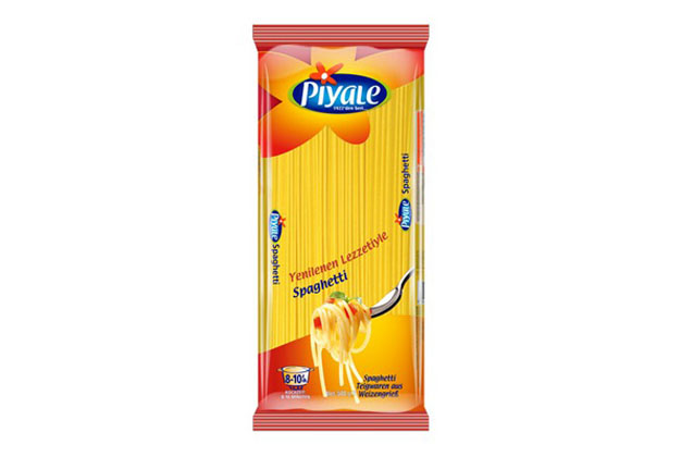 Piyale Pasta Spaghetti / Spagetti / 20X500