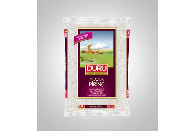 Duru /225I/ 2X5Kg Rice Pilavlik – Lotto Long Grain