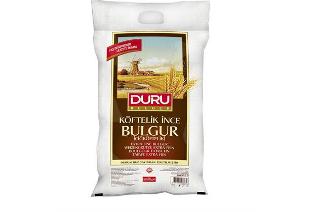 Duru /113 / Bag / 5Kg Extra Fine Bulgur
