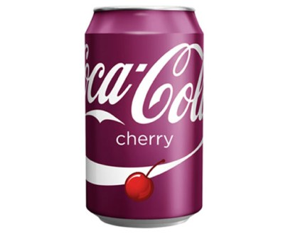 Coca Cola Cherry (Gb) 24X330Ml