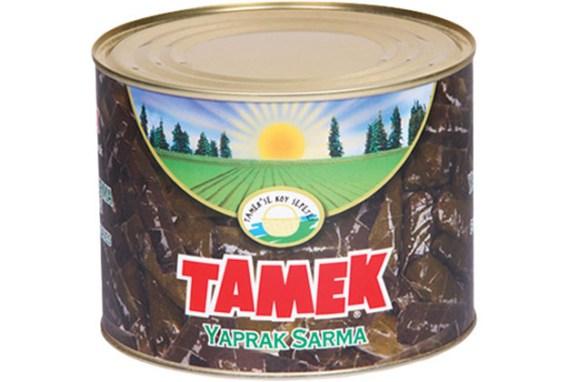 Tamek Stuf Vine Leaves 6X2Kg
