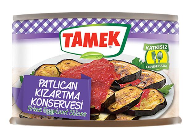 Tamek Rf Stuffed Dried Aubergine 12X400G