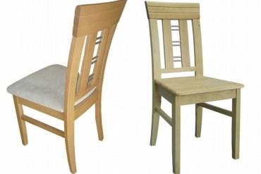Drewniane Krzesła bukowe Leon