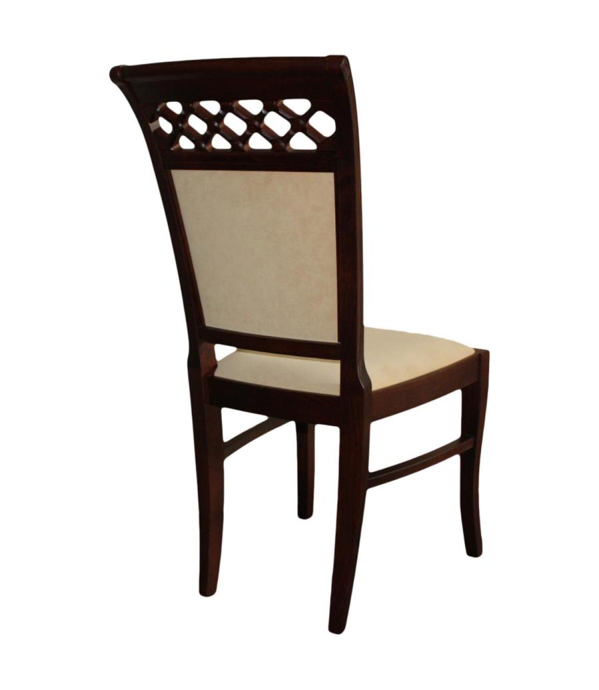 Krzesło drewniane z buka