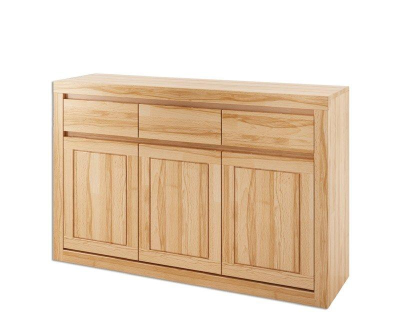 komoda drewniana 3 szuflady