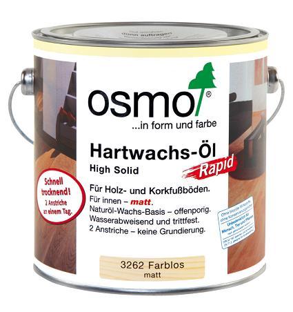 Twardy wosk olejny osmo do renowacji woskowanej powierzchni mebli