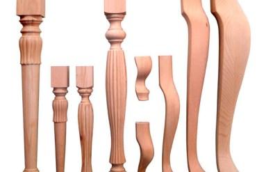 Nogi drewniane