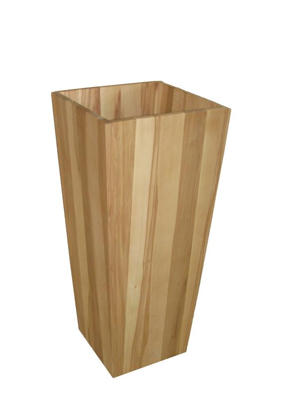donica drewniana