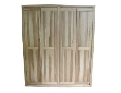szafa z drewna bukowego