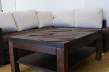 stolik kawowy drewniany, meble z drewna bukowego