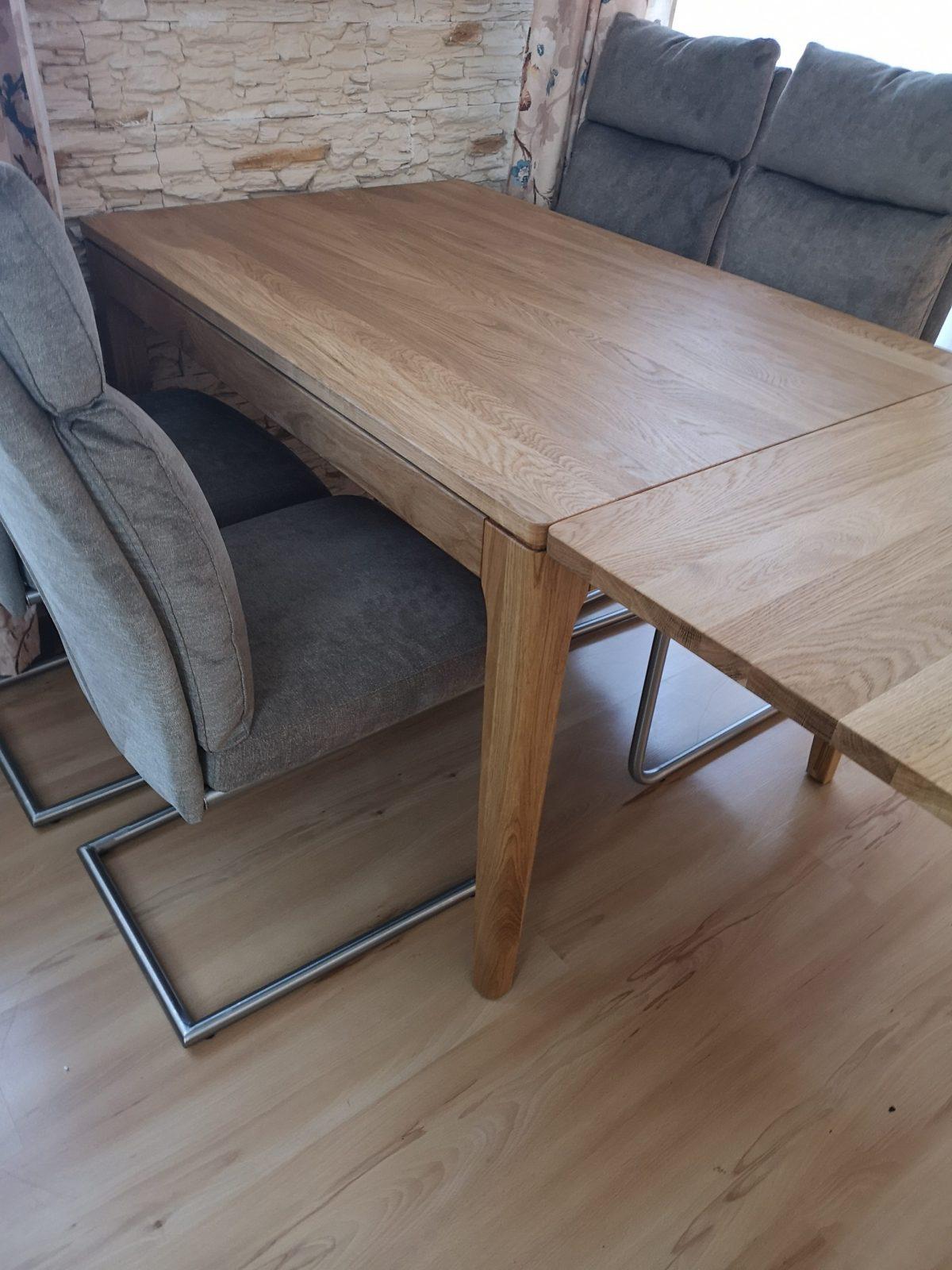 rozkładany stół S4