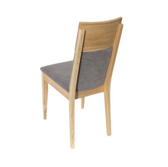 krzesło dębowe