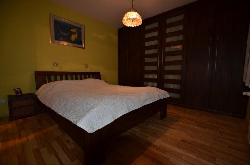 Sypialnia bukowa