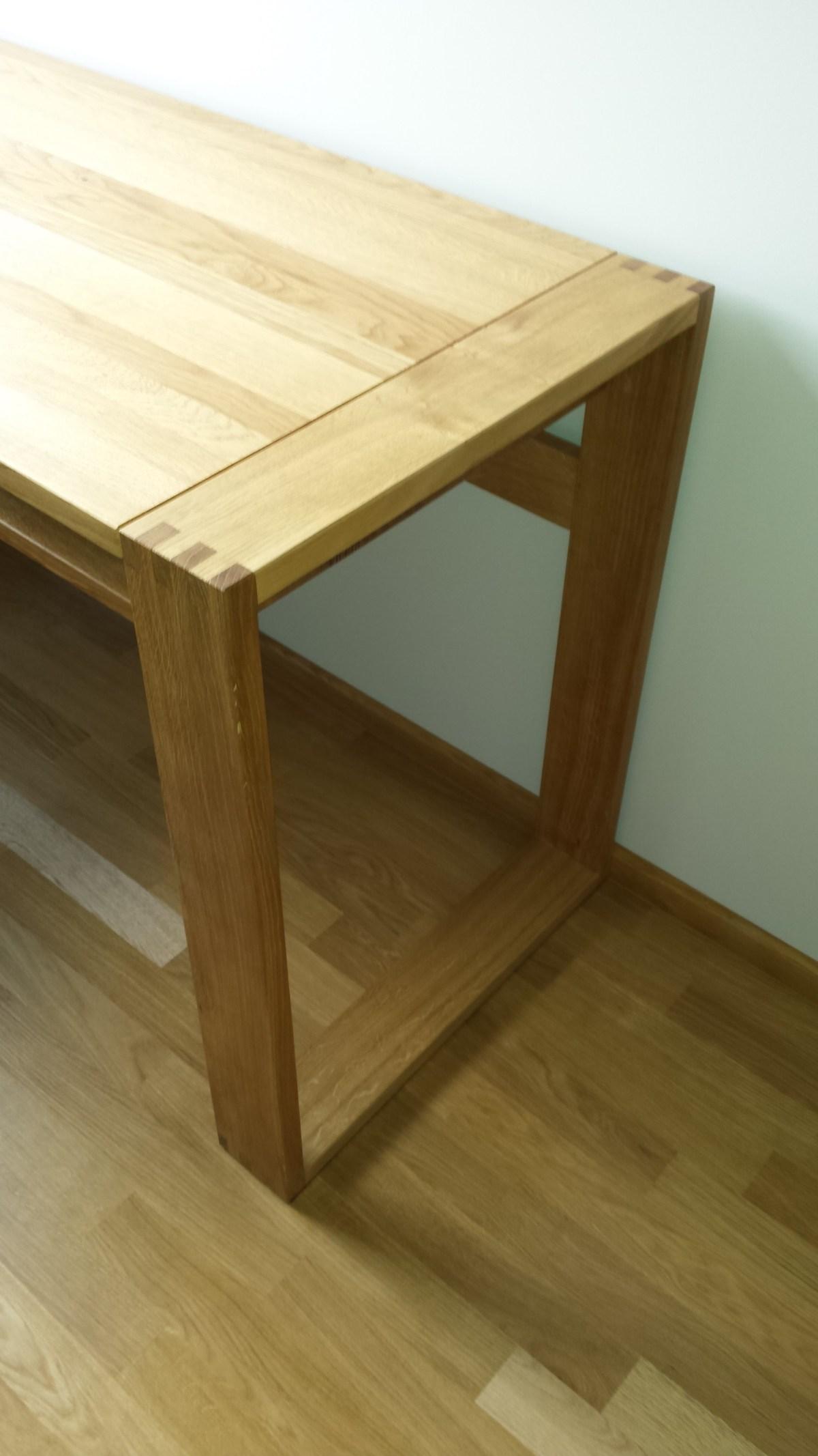 Stół dębowa