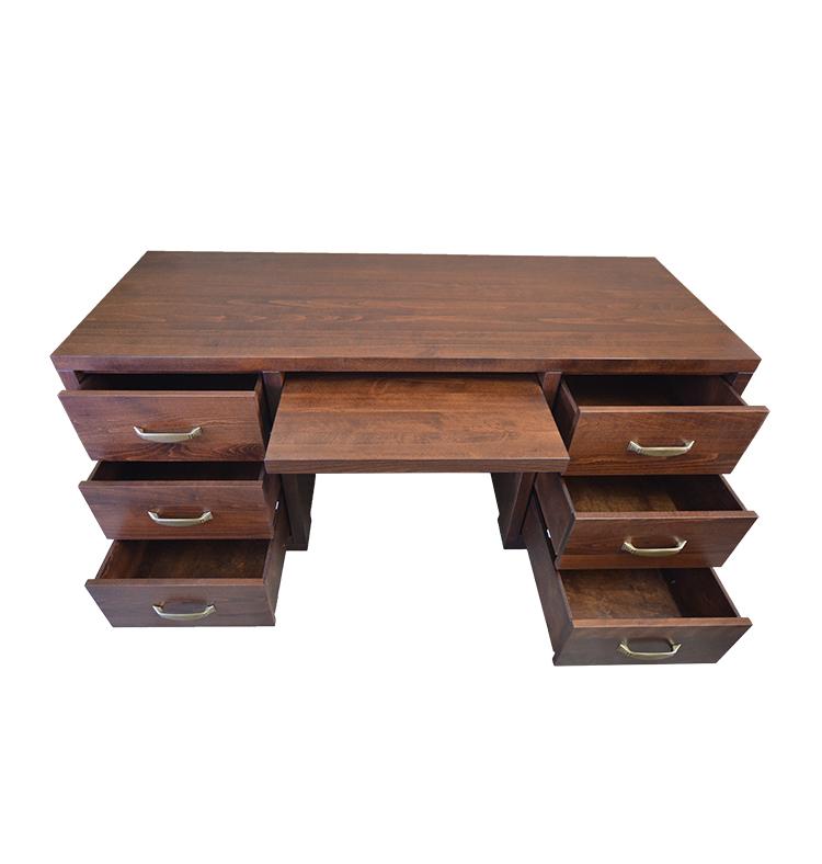 masywne biurko