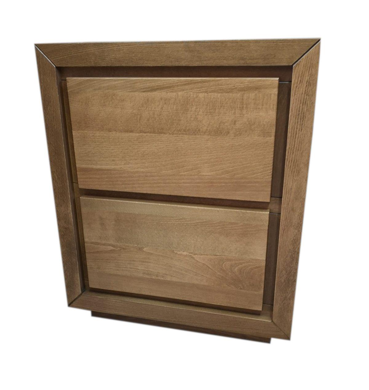 szafka nocna bukowa