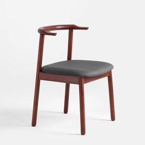 krzesło drewniane nowoczesny design